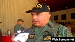 Mayor general retirado del Ejército de Venezuela Clíver Alcalá Cordones. (Foto: Archivo)
