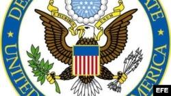 Escudo del Departamento de Estado.