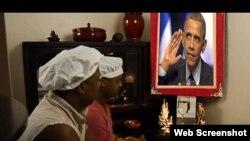 Obamanía, por el dúo humorístico cubano Teatropello.
