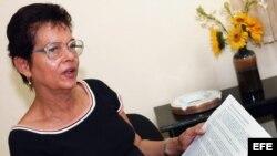 Detienen a Mirian Leiva cuando asistía a encuentro con el papa Francisco