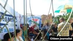 Reporta Cuba. Encuentro del Foro DyL en Pinar del Río. Foto: Yelky Puig.