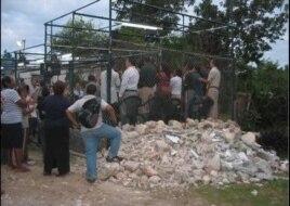 Demolición forzosa de iglesia evangélica en Alamar