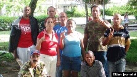 Archivo Opositores del FANTU en Santa Clara