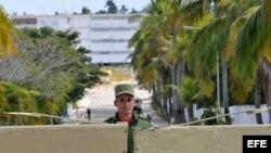 Cárcel cubana Combinado del Este