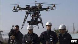Drones (vehículos aéreos no tripulados)