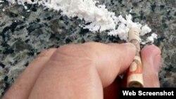 Las drogas en Cuba
