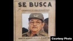 Se busca Raúl Castro