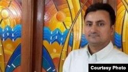 Mohammed Bdaiwi Obaid al Shammari, jefe de la oficina de Radio Irak Libre (RFI) en Bagdad