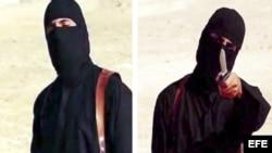 El yihadista británico Mohammed Emwazi.