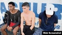 Al menos un centenar de cubanos quiere quedarse a vivir en México.