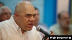 Jesús Torrealba, director ejecutivo de la MUD