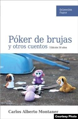 Póker de brujas, libro de Carlos Alberto Montaner.