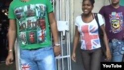 Rule, Britannia!: la Union Jack se enseñorea otra vez de las calles de La Habana.