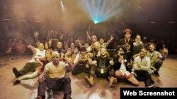 """1800 Online con tres de los artistas que participaron en """"Remembering Rotilla Festival"""""""