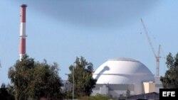 Irán Planta Nuclear