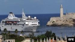 Cruceros en La Habana.
