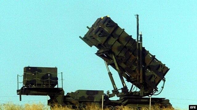 Cohetes Patriot