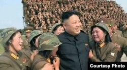 Adoración por líder coreano
