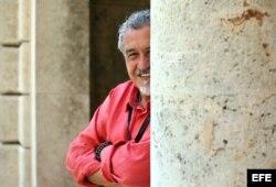 El cocinero español Paco Torreblanca posa para Efe