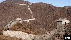 Muralla China.