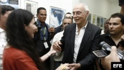 Senador brasileño comenta visita de Yoani