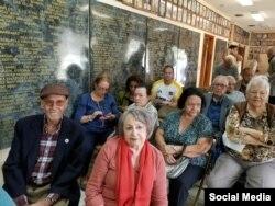 Presos politicos recuerdan a sus hermanos en prisiones cubanas y rinden tributo a José Martí