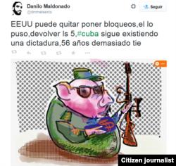 Reporta Cuba. El Sexto.