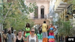 La Habana Vieja.