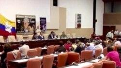 Concluye en Cuba primer ciclo de negociaciones entre Colombia y las FARC