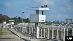 Vista de una cárcel en Cuba.