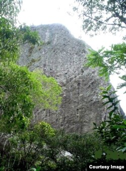 La Gran Piedra, Cuba.