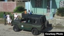 Arrestos en La Habana, el 12 de junio del 2017. (Archivo)
