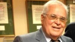 Elizardo Sánchez en evento de FIU