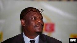 El juez de la Corte Suprema George Chiweshe.