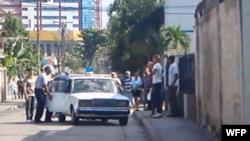 Archivo: detenciones Cuba