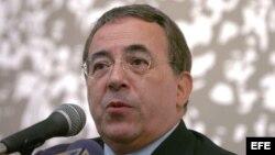 Fotografía de archivo del secretario General de La Internacional Socialista, Luis Ayala.