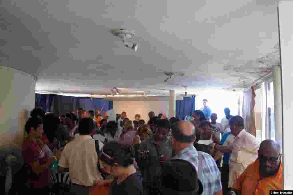 Reporta Cuba Foro DyL Foto Angel Moya