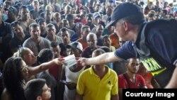 Crisis migratoria por cubanos varados en Costa Rica