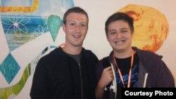 Michael Sayman el empleado más joven de Facebook