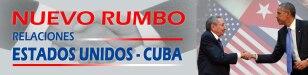 Prommo - Banner - Nuevo Rumbo: Relaciones EE. UU. - Cuba - 308 x 75 px - 72 dpi