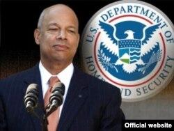 Secretario de Seguridad Interna Jeh C. Johnson.