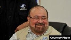 Roberto José Rivas Reyes, presidente del CSE de Nicaragua
