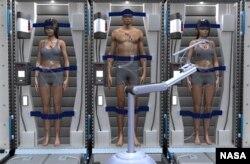 Los riesgos son altos para la vida humana en un viaje a Marte.