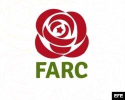 FARC confirman que mantendrán las siglas como partido y una rosa como logo
