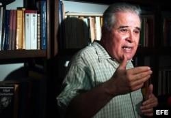 Elizardo Sánchez, portavoz de la CCDHRN