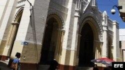 Iglesia cubana ocupada por disidentes