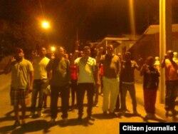 Reporta Cuba Activistas UNPACU hacia EL Cobre Foto UNPACUPress