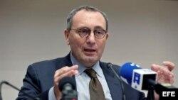 Stefano Manservisi, director general de Cooperación Internacional y Desarrollo de la Comisión Europea