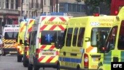 Servicio de ambulancias del Reino Unido