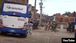 Reporta Cuba. Calle de Trinidad.